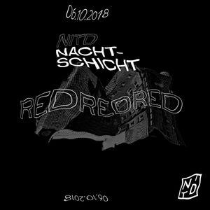 redredred @ NITD Nachtschicht / Nummer Neun Dortmund // 06.10.2018