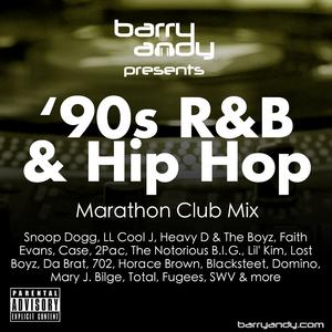 #TheThrowbackMix - 1990s R&B & Hip Hop