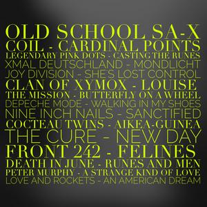 Old School SA-X