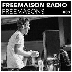 Freemaison Radio 009 - Freemasons