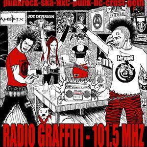 Sauve qui punk chez Memento Mori (radio Gué Mozot) 10 mars 2016