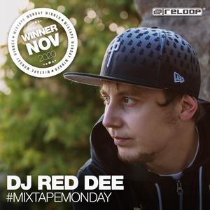 MixtapeMonday Winner November - DJ red Dee - Soul Box Special Livemix