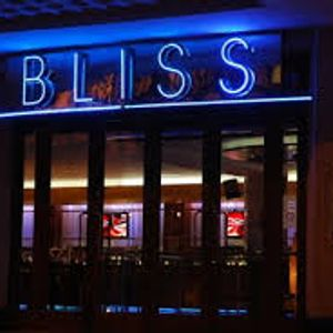 Saturday Night @ Bliss 1