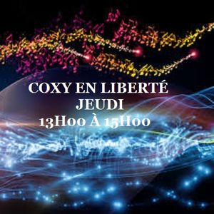 coxy en liberte Le 13 aout 2015