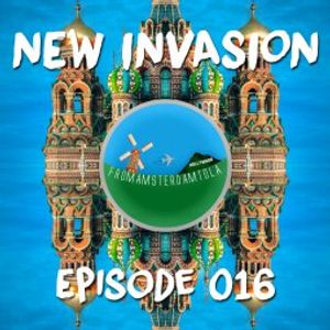 Episode 016 |NEW INVASION| From Amsterdam To LA