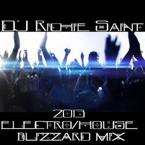 DJ Richie Saint 2013 Electro/House Blizzard Mix