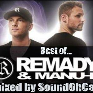 Best Of...Remady & Manu-L mixed by SoundOhCan