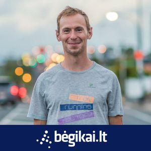Bėgikai.lt #51 | Andrius Ramonas: varžybos atveria daug galimybių ir suvokimo