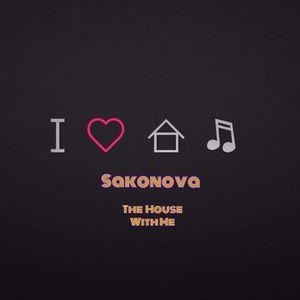 Sakonova - The House With Me #012 @ Musical Decadence Radio