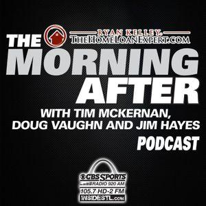 Daybreak Dose #1: Blues/Hawks takeaways