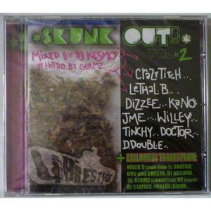 Skunk Out vol 2 mixtape 2006