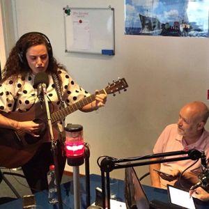 Via Cultura  8 juni 2017 in RTVP-studio, via Mixcloud-link
