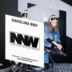 Karolina BNV - 15th August 2019