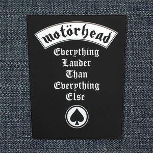 Everything Lauder Than Everything Else