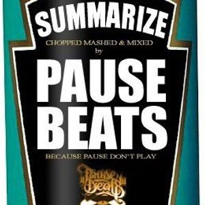 Pause Beats - The Summarize Mixtape