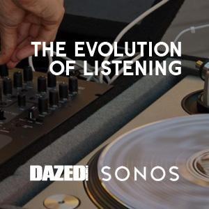 Dazed X Sonos Evolution Of Music [DJ Jonathan Entry]