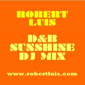 "Robert Luis ""D&B Sunshine DJ Mix"""