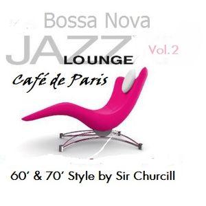 Café de Paris Bar Lounge - Samba Bossa Nova Jazz Funky (60'&70 Style)