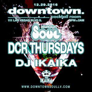 Ikaika Live at DCR Thursdays Las Vegas 12.29.16 [Opening Set Pt 1]