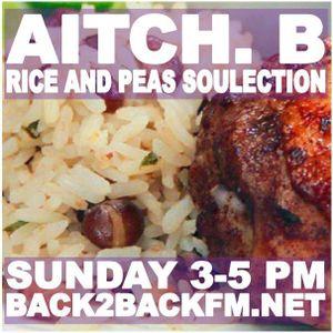 Sun 09/07/17 Rice & Peas Soulection