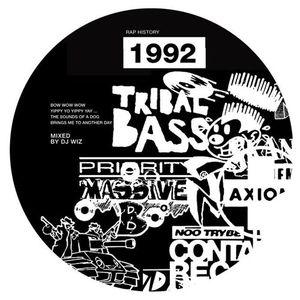 DJ Wiz - Rap History Mix 1992