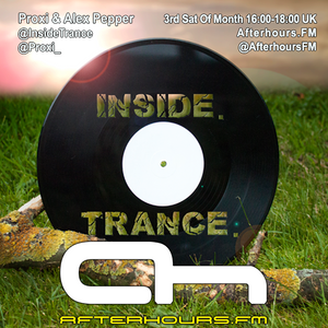 INSIDE 026 with Proxi & Alex Pepper 15.09.18 - Autumn Edition