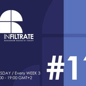 Yakoff - INFILTRATE #11 On InsomniaFM (Jan2011)