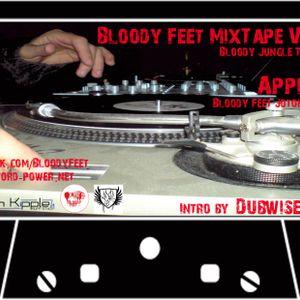 Bloody Feet MixTape Vol 2 by Apple-K (Bloody Feet/Joton Kipple)