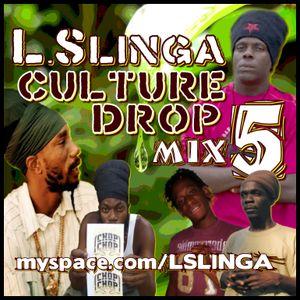 CULTURE DROP MIX 5 2007 (DJ Promo Use Only)