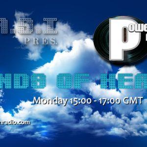L.A.S.I Pres. Sounds Of Heaven Radio Show [Episode 003] PowerMix FM Radio