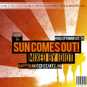 Sun comes out mixed by iDiot