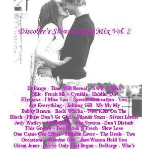 Discobee's Slow & Sexy Mix Volume 2