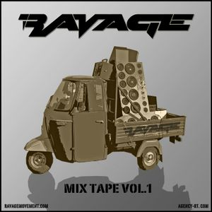 Ravage Mixtape 001