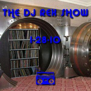 THE DJ REX SHOW January 28, 2010