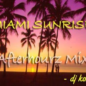 WMC 2008 Promo 'Afterhourz Mix' CD2