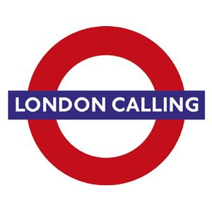 Guest show for London Calling - 2RRR : August 2015