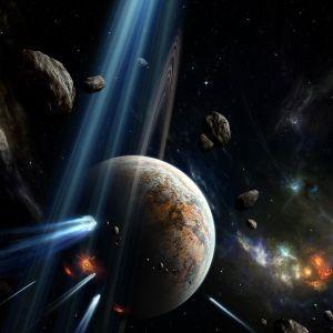 Space Impact [Dj Set By Dario Sorano]