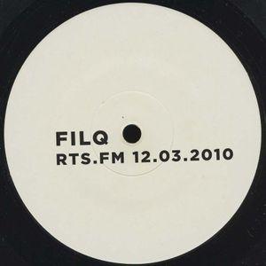 DJ-Set at RTS.FM (12.03.2010)