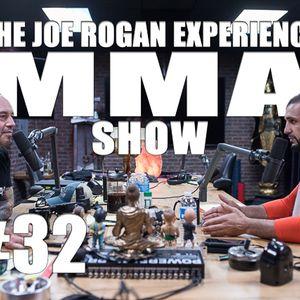 JRE MMA Show #32 with Firas Zahabi
