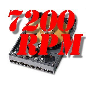 The Q's 7200RPM -- Friday August 06 2010