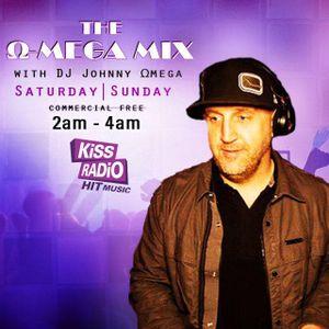 Dj Johnny Ωmega - #Omegamix Show on Kiss Radio 104.9 June 26,27 2015 PT 02
