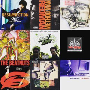 vol. 70 - 1990's Hip Hop Classic Singles & LPs Mix - (2018-09-30)