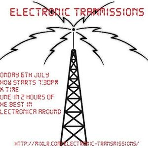 Electronic Transmissions Live Show 6-7-15