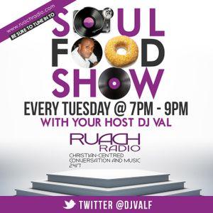 The Soul Food Radio Show December 15, 2015