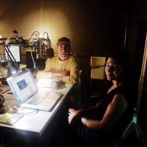 Τεχνοδιαβαίνoντας Artrekking εκπομπή 33: Χριστιάνα Γαλανοπούλου MIR Festival 2012