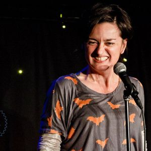 Kerry on Comedy with Zoe Lyons BHCR 19 June 2012