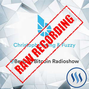 (2017-04-14) BitShares Hangout w/ Christoph Hering & Fuzzy [Raw recording for impatients]