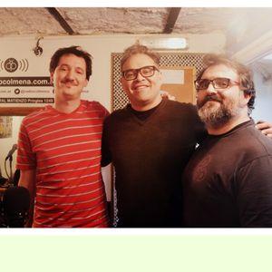 """Entrevista a Joselo Rangel (cafe tacvba) presentando """"One Hit Wonder"""" en Bs As"""
