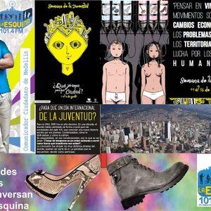 Medellín jardín de las juventudes libres y en paz