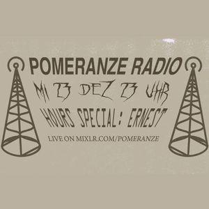 POMERANZE RADIO #9 | HOURS SPECIAL: ERNEST